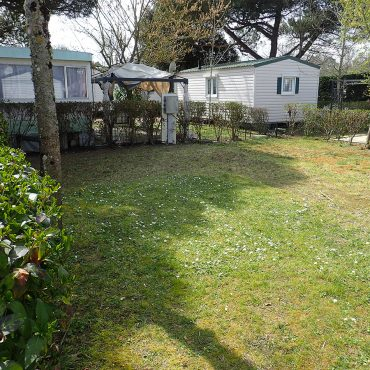 Annual Pitch Rental for Mobile Home