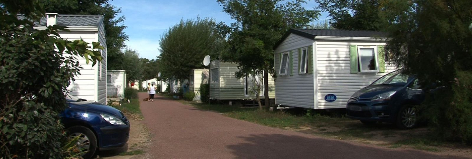 Location mobil-home à l'Île d'Oléron