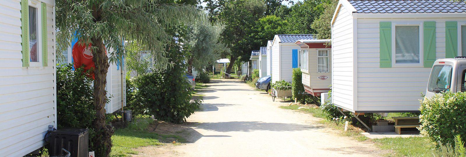 Vente mobil-home sur l'Île d'Oléron