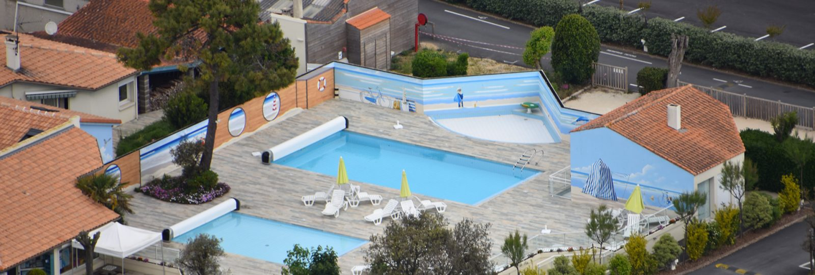Camping 3 étoiles avec piscine sur l'Ile d'Oléron