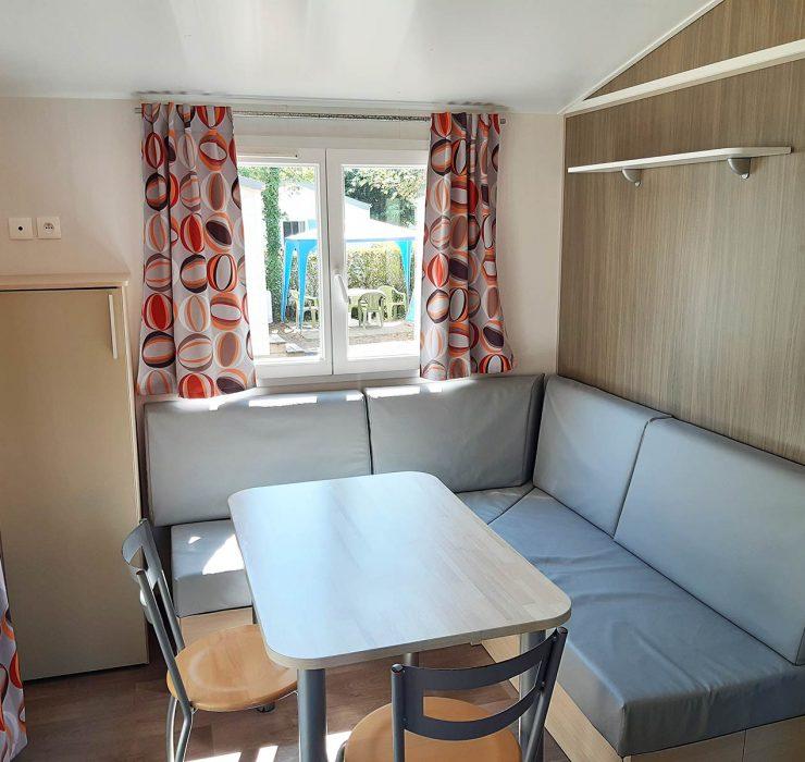mobil home camping les Tamaris