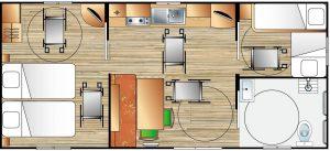 plan mobil home pmr